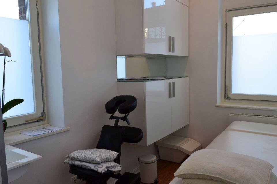 Akupunktur-Behandlungsraum