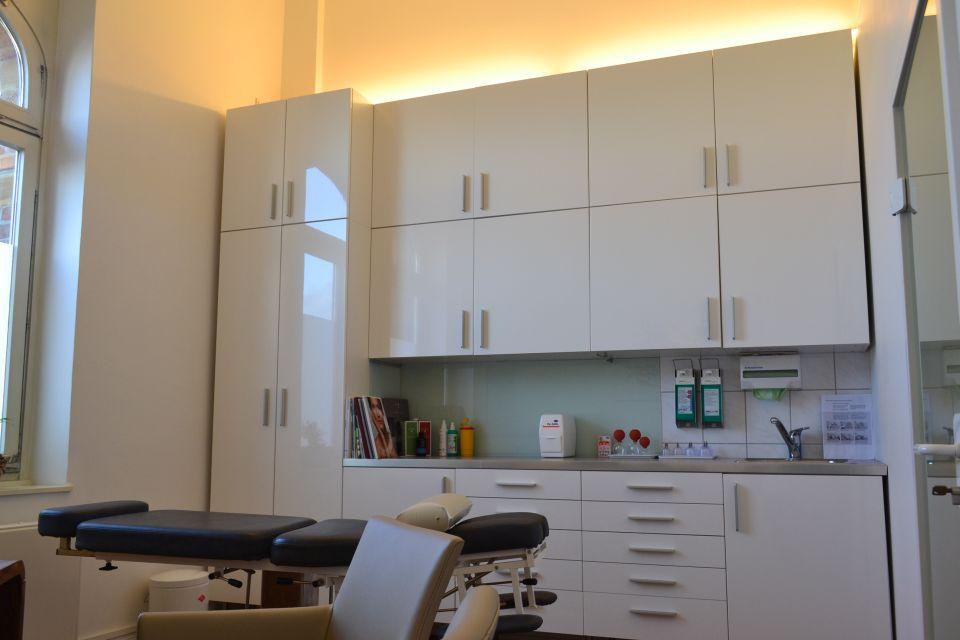 Hacamat-Behandlungsraum